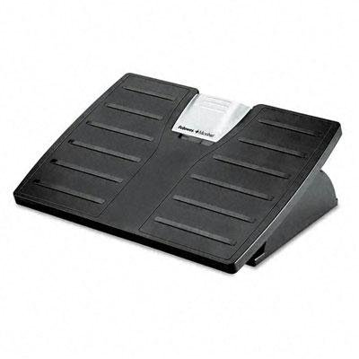 Fellowes Office Suites Adjustable Footrest with Microban Protection ()