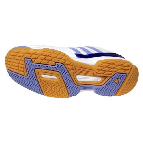 ADIDAS azul-para Speed Court 6 W - blanco y azul