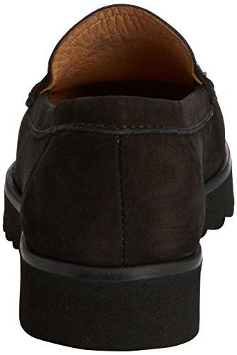Carvela Charlie - Zapatos sin cordones de cuero mujer negro - negro