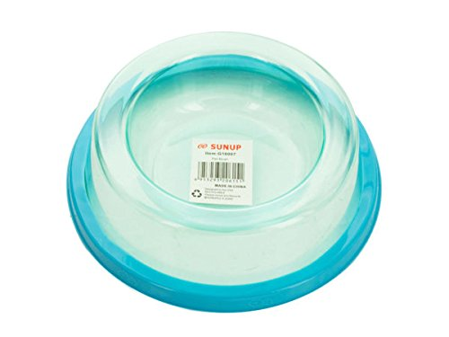 Bulk buys Non-Spill Pet Bowl Pack of 12