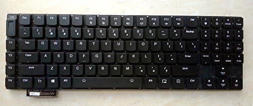 New for Lenovo SN20K12942 PK130ZN1A00 K7221-US US Black Backlit Keyboard