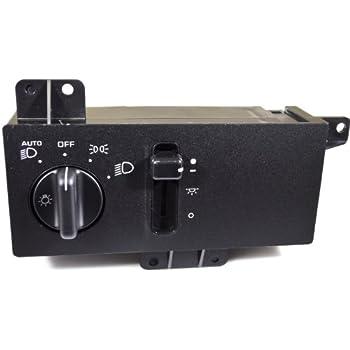 amazon.com: painless wiring 80154 headlight switch 4 pos ... painless wiring headlight switch 1995 jeep cherokee headlight switch diagram #13