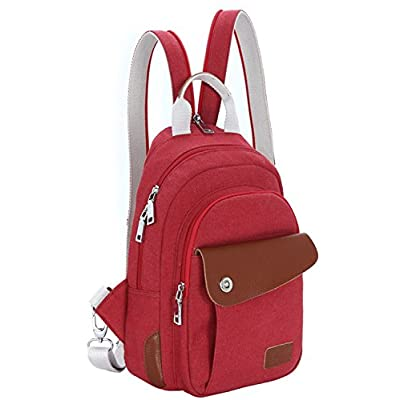 85%OFF TheWin Backpack Practical Outdoor Walker Carry Multifunction Bag£¬Red,