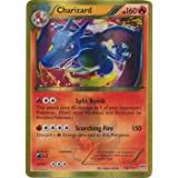 Charizard Plasma Storm 136/135 Pokemon Card Secret Rare