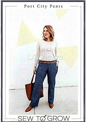 Sew To Grow Port City Pants Ptrn None: Amazon.com.au: Office & School  Supplies