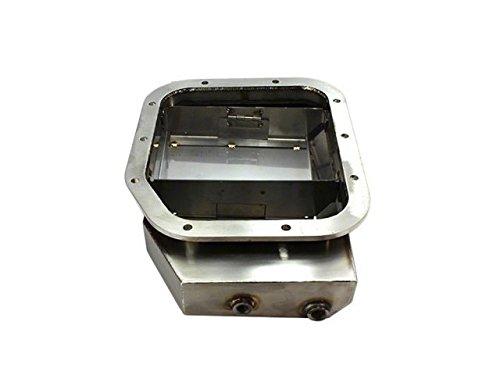 ISR Performance Stainless Steel Oil Pan for Nissan SR20DET S13 -