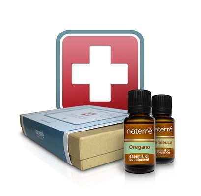 Naterre 100% Pure Essential Oil Kit - Dr Mom Natural Firs...