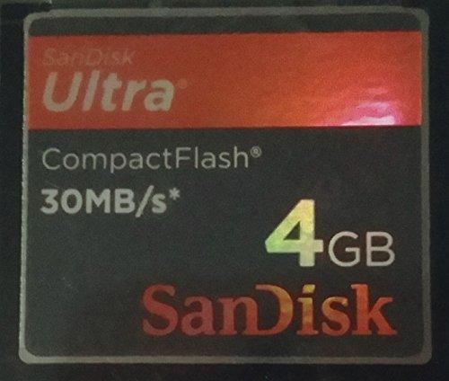 SanDisk Ultra CompactFlash Card 30MB