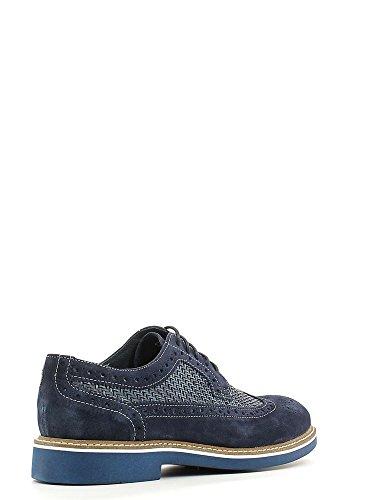 KEYS 3936 Lace-up heels Man Blau