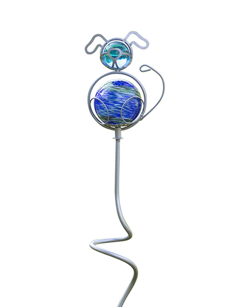 Echo Valley 4282 Illuminarie Dog Garden Stake
