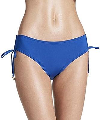 Calvin Klein Side-Tie Swim Bottoms Women's Swimsuit M