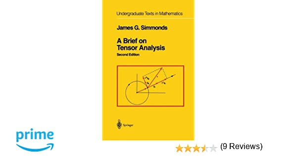 Tensor Analysis for Physicists Second Edition Dover Books on Physics