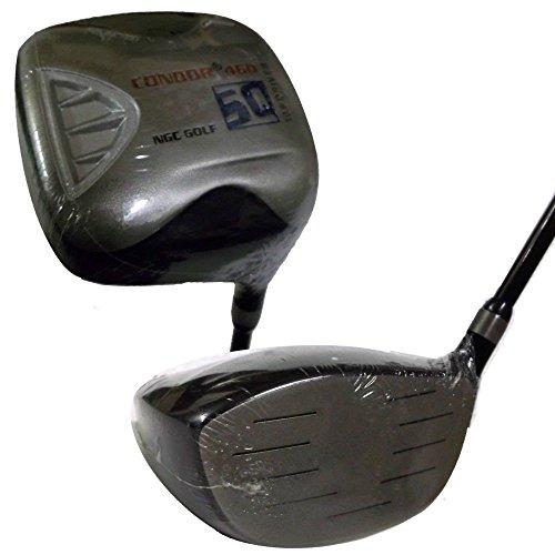 NGC Golf Club Condor 460 SQ Square 10.5 Driver, Graphite Shaft, Regular Flex, Right Hand by NGC Golf