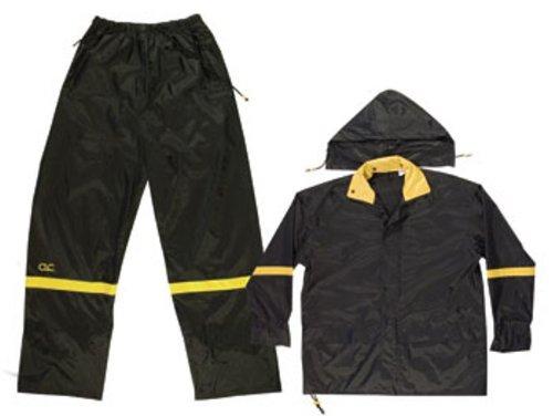 2 Piece Nylon Suit - 3