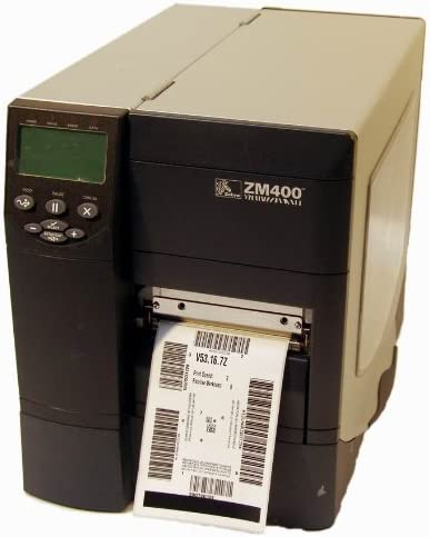 Zebra ZM400/Thermal Bar Code Printer parall/èle//Serial//USB//eNet ZM400 2001/0100t by Technologies