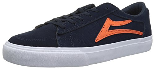 Lakai Unisex-Adult Ellis Blue/Orange
