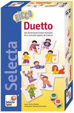 Selecta 3080 Picco Duetto - Juego de Mesa Infantil para Aprender ...