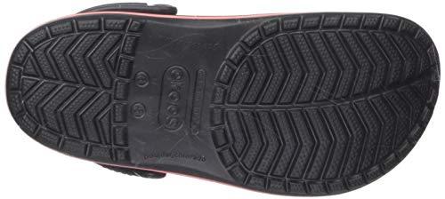 black floral Zoccoli 0cv Nero Seasonal – Crocband Clog Unisex Crocs Graphic Adulto qp1vHz