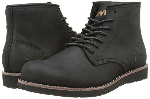 Levis Jax Clean, Botas Desert para Hombre, Negro (Black 59), 39 EU: Amazon.es: Zapatos y complementos