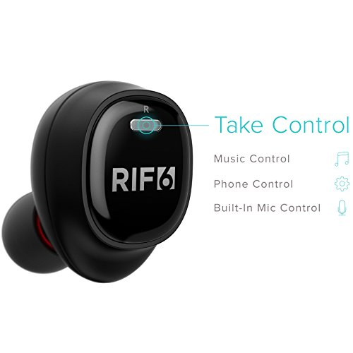 true wireless bluetooth earbuds for women and men with portable charging case mini size. Black Bedroom Furniture Sets. Home Design Ideas