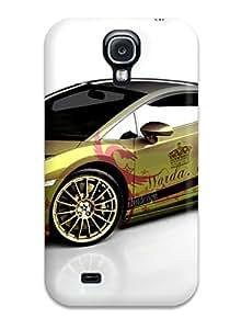 New Arrival Case Specially Design For Galaxy S4 (lamborghini Tuned Car)