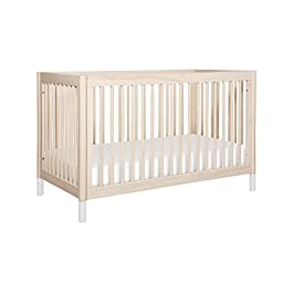 babyletto Gelato 4-in-1 Convertible Crib with Todd...