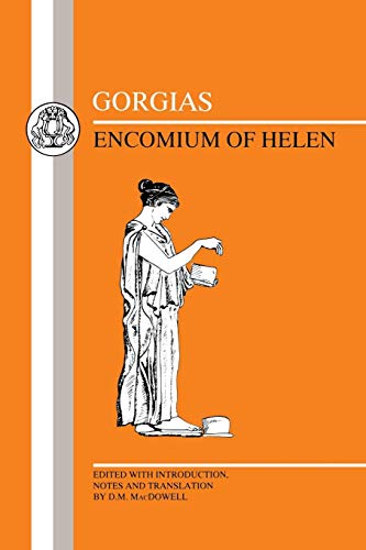 Encomium of Helen (BCP Greek Texts) (English and Greek Edition)