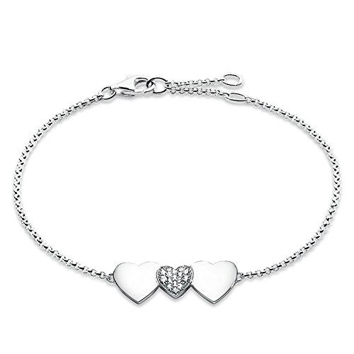 Thomas Sabo Glam & Soul, Femmes Bracelet, Argent sterling 925