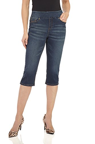 Stretch Crop Jeans - 3