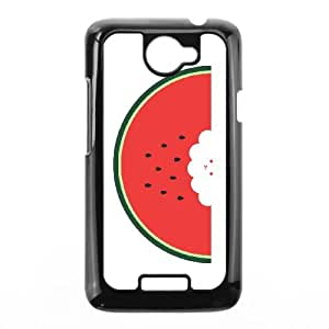 HTC One X Cell Phone Case Black WATER MELON Pjaoh