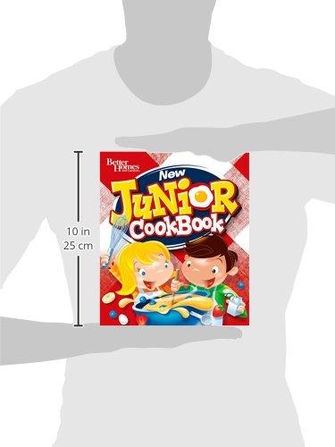 Better Homes And Gardens New Junior Cook Book Better