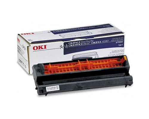 40709901 Okidata type 6 imaging drum / fits OkiOffice 84 series, and others ()