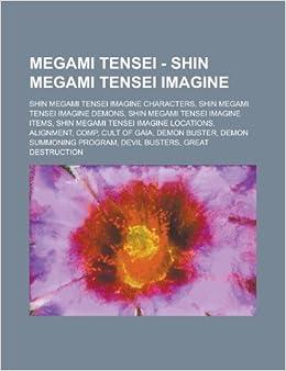 Megami Tensei Shin Megami Tensei Imagine Shin Megami Tensei