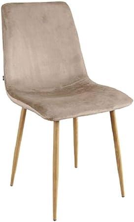 sedia legno tortora