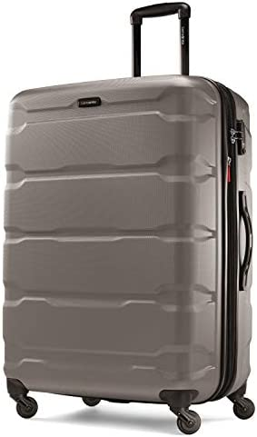 Samsonite 68310 1776 Checked Large Silver product image