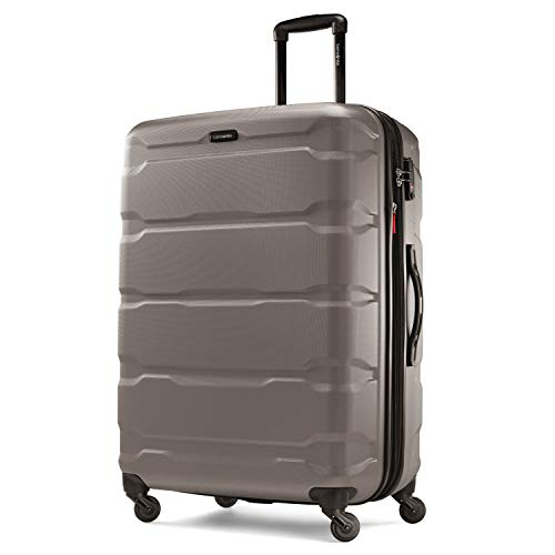 (Samsonite Checked-Large, Silver)