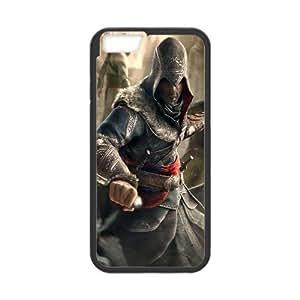 Ezio Assassins Creed Revelations Game iPhone 6 Plus 5.5 Inch Cell Phone Case Black present pp001_9808442
