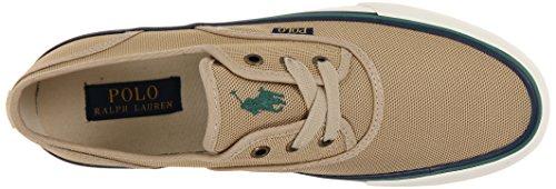 lowest price cheap online comfortable for sale Polo Ralph Lauren Men's Morray Nylon Fashion Sneaker Khaki cheap looking for buy cheap under $60 kRylozLr