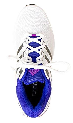 ADIDAS Run-Schuh Lightster Cushion 2 W FTWWHT/IRONMT/NGTFLA