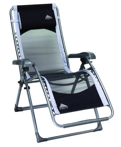 (Kelty Recliner Chair (Black))