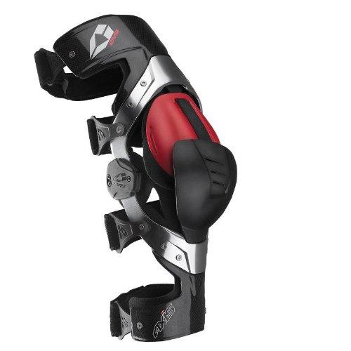 EVS Axis Pro Knee Brace (Carbon, Medium) - (Monocoque Carbon)