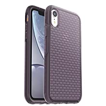 OtterBox Clear Pattern Design Case for iPhone XR - PASSION BERRY (TRANSLUCENT NIGHT PURPLE)