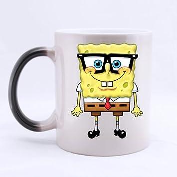 Fantastic Mug Spongebob Squarepants Custom Coffee Tea Milk Hot Cold