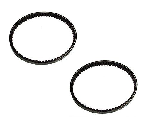 (2) Go Kart BELT Cogged Asymmetric for Comet Manco 5959 203589A Torque Converter by The ROP Shop (American Sportworks Black Widow Go Kart Reviews)