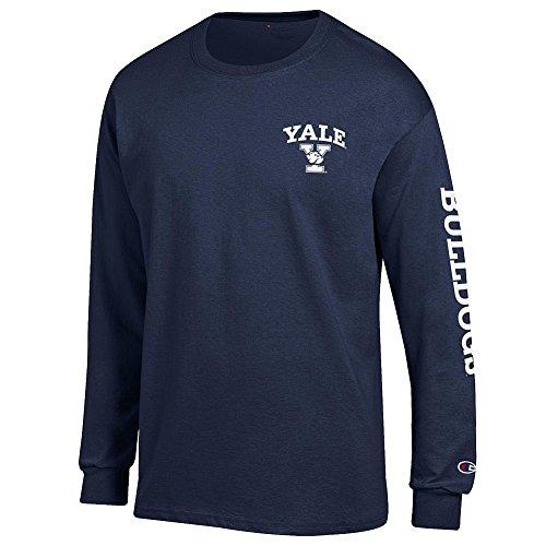 yale bulldogs t shirt - 7