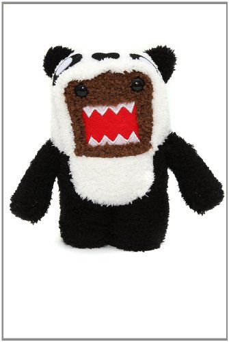 Licensed 2 Play Domo Panda Plush Novelty Doll - Monster High Doll Names