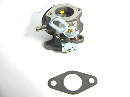 Craftsman 640058A Lawn & Garden Equipment Engine Carburetor Genuine Original Equipment Manufacturer (OEM) part for Craftsman, Carburetor, & Tecumseh by Craftsman
