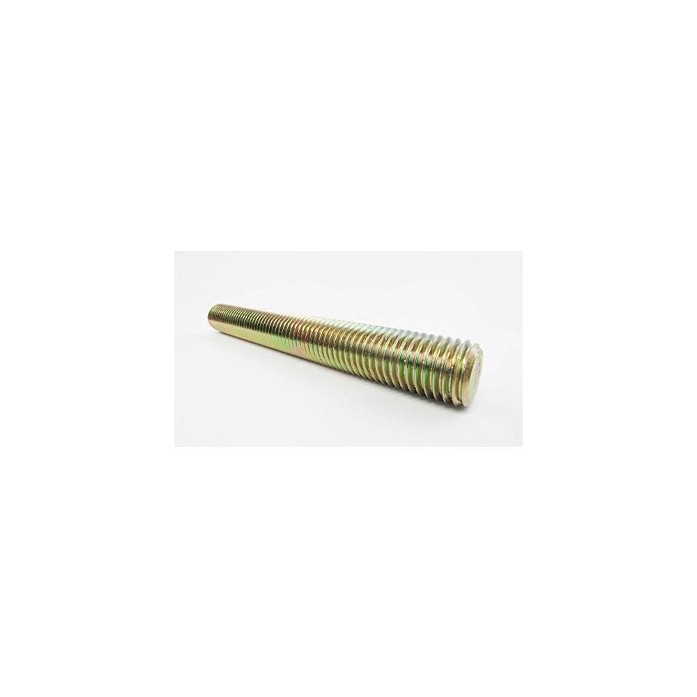 YAGI STUD6YZ 1/Pkg 3/4'' -10 X 6 Grade B7 A193 Yellow Zinc Fully Threaded Stud by Yagi Hardware