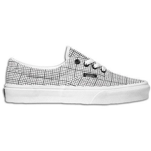 Vans Era, Zapatillas de skate Unisex negro/blanco