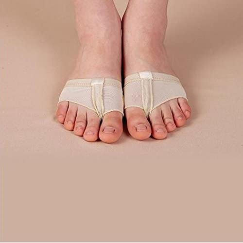 Ballet // Lyrical Dance Shoes Nude Zooarts All Sizes Foot Thong XS Child/& Adult